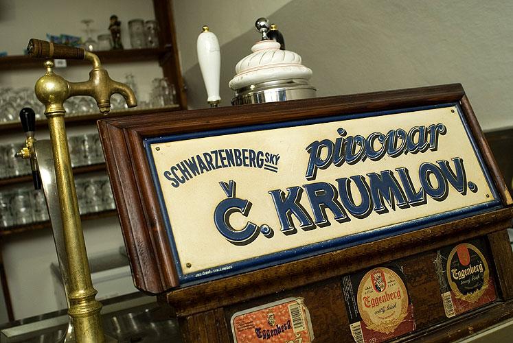 Hospoda Na louži, Český Krumlov, foto: Michal Tůma